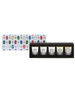 Diptyque Set of 5 Mini Candles Asia Edition