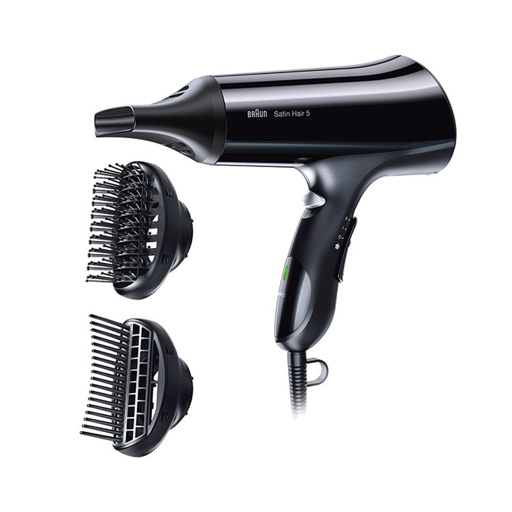 Braun Satin Hair 5 Iontec Hair Dryer (HD550)