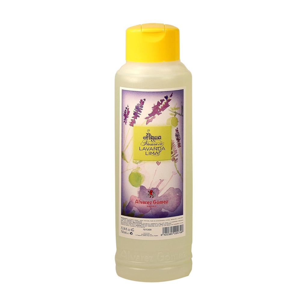 Lavender-Lime Eau de Cologne 750ml