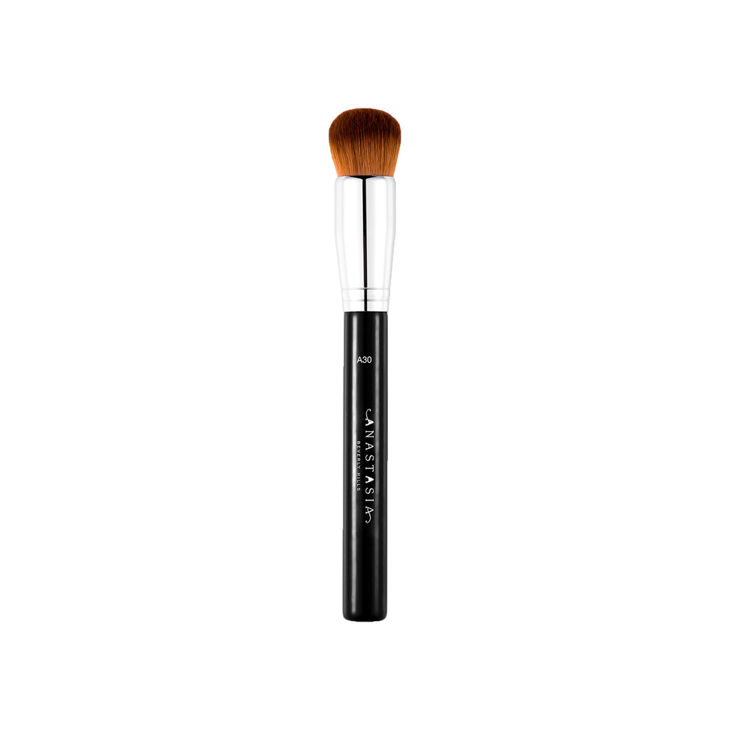 Brush A30 - Domed Kabuki Brush