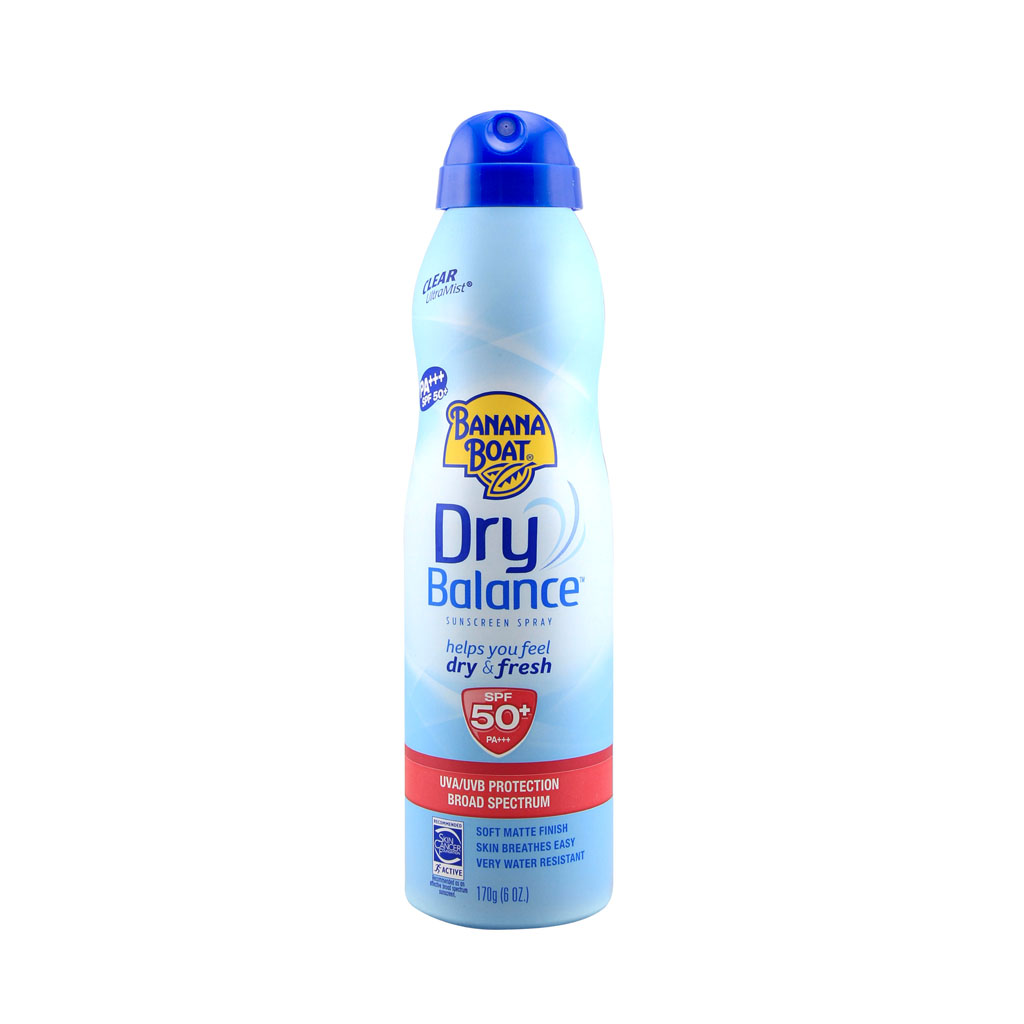 Dry Balance Spray SPF50