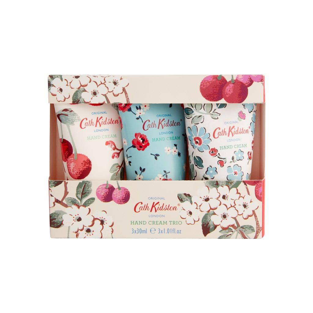 Cath Kidston Mini Cherry Hand Cream Trio (3x30ml)