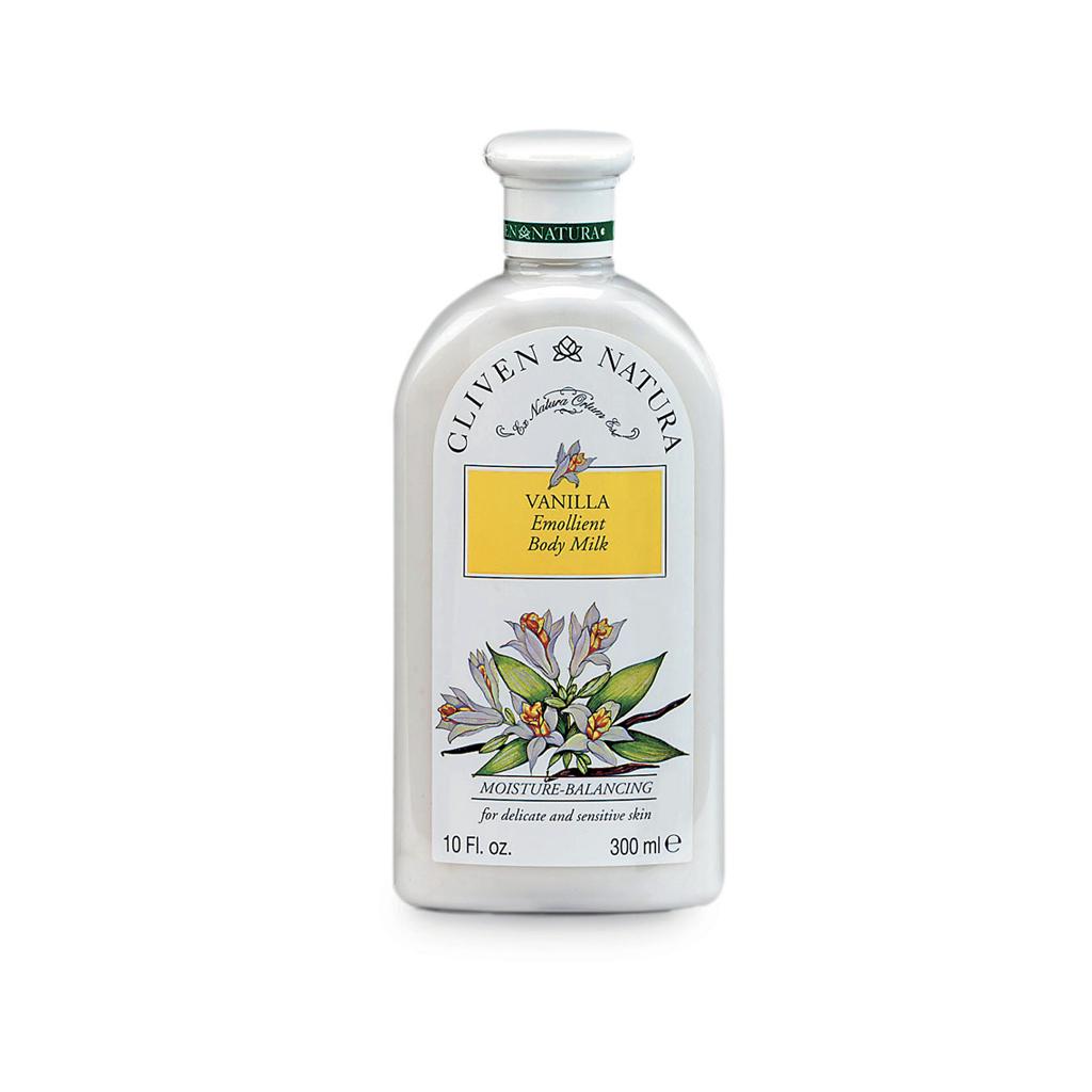 Vanilla Emollient Body Milk