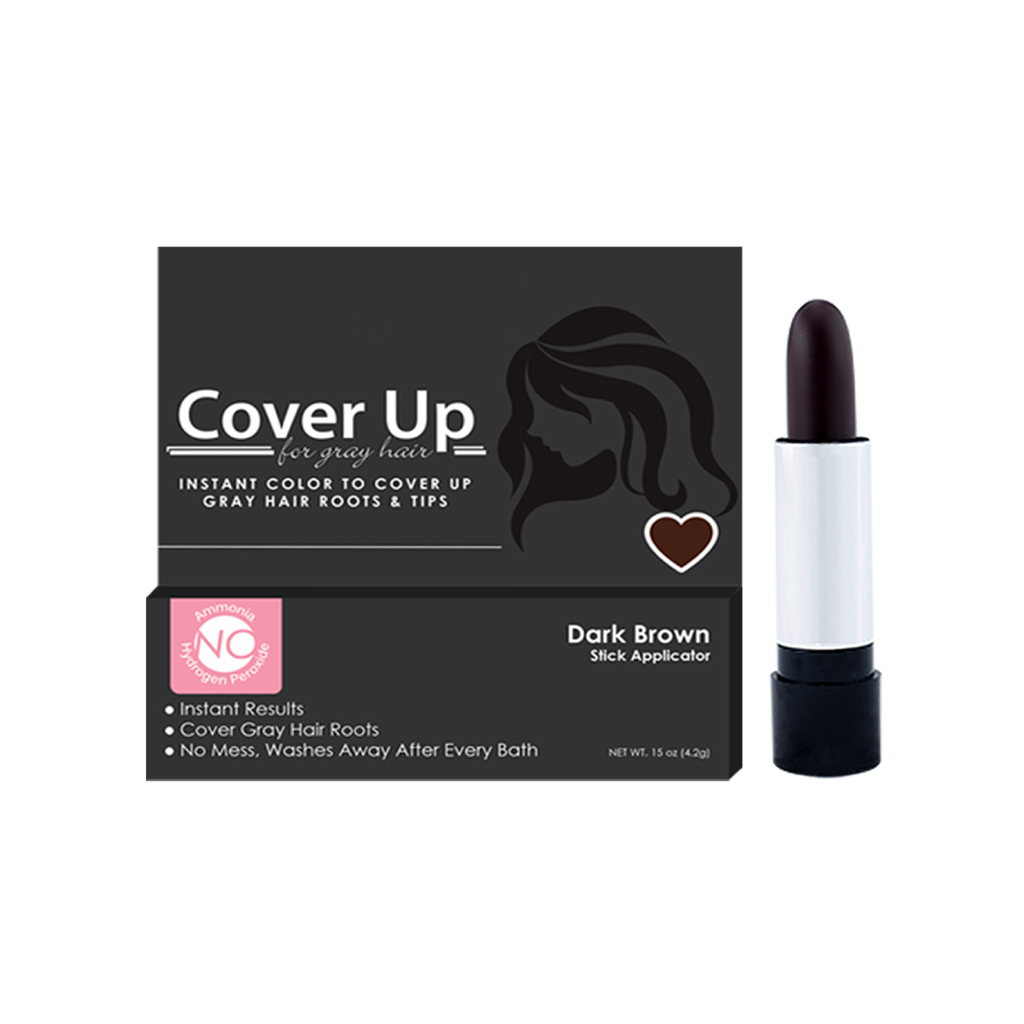 Cover Up Stick Applicator Dark Brown