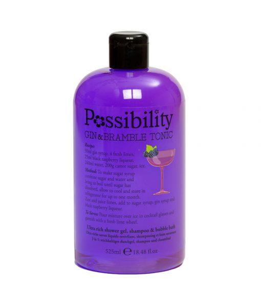 Possibility 3 in 1 Gin & Bramble Tonic