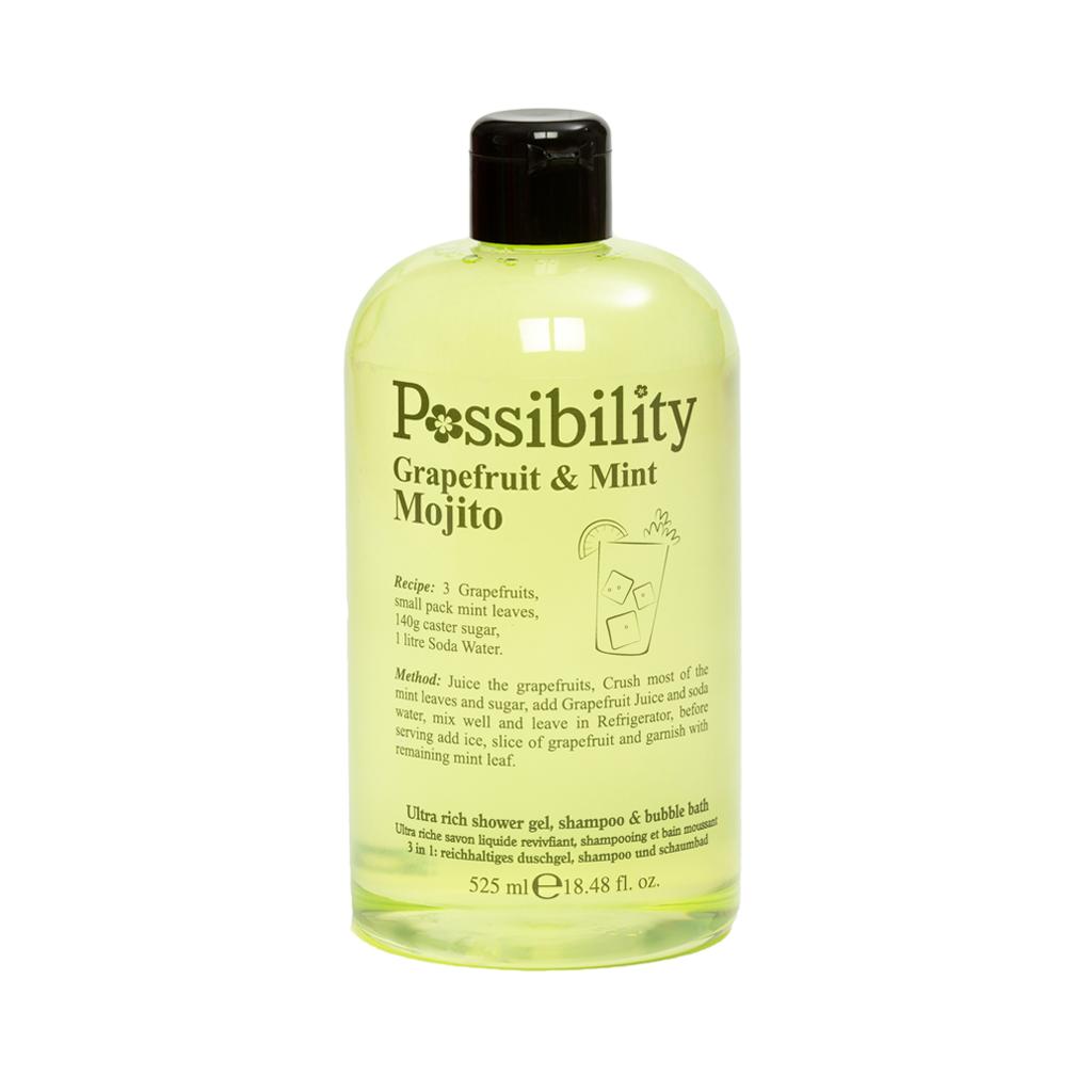 Possibility 3 in 1 Grapefruit & Mint Mojito