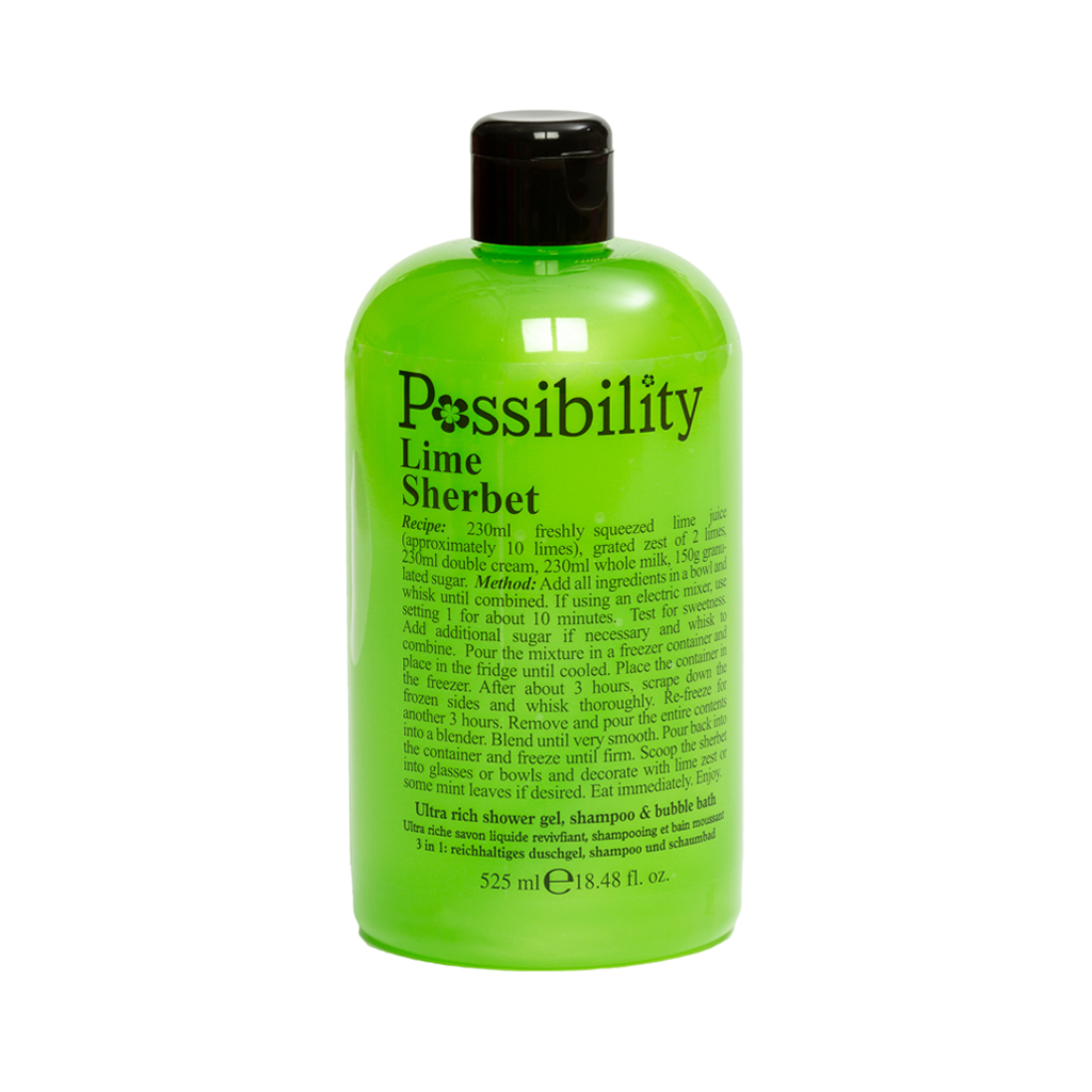 Possibility 3 in 1 Lime Sherbet