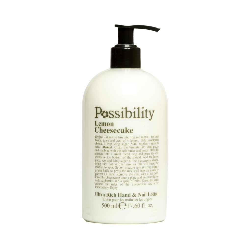 Possibility Lemon Cheesecake Hand Lotion