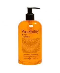 Gaughan Possibility Orange Cupcake Hand Wash