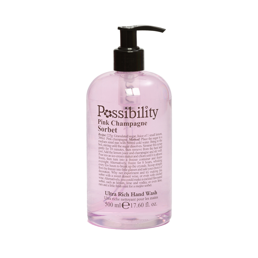 Possibility Pink Champagne Sorbet Hand Wash