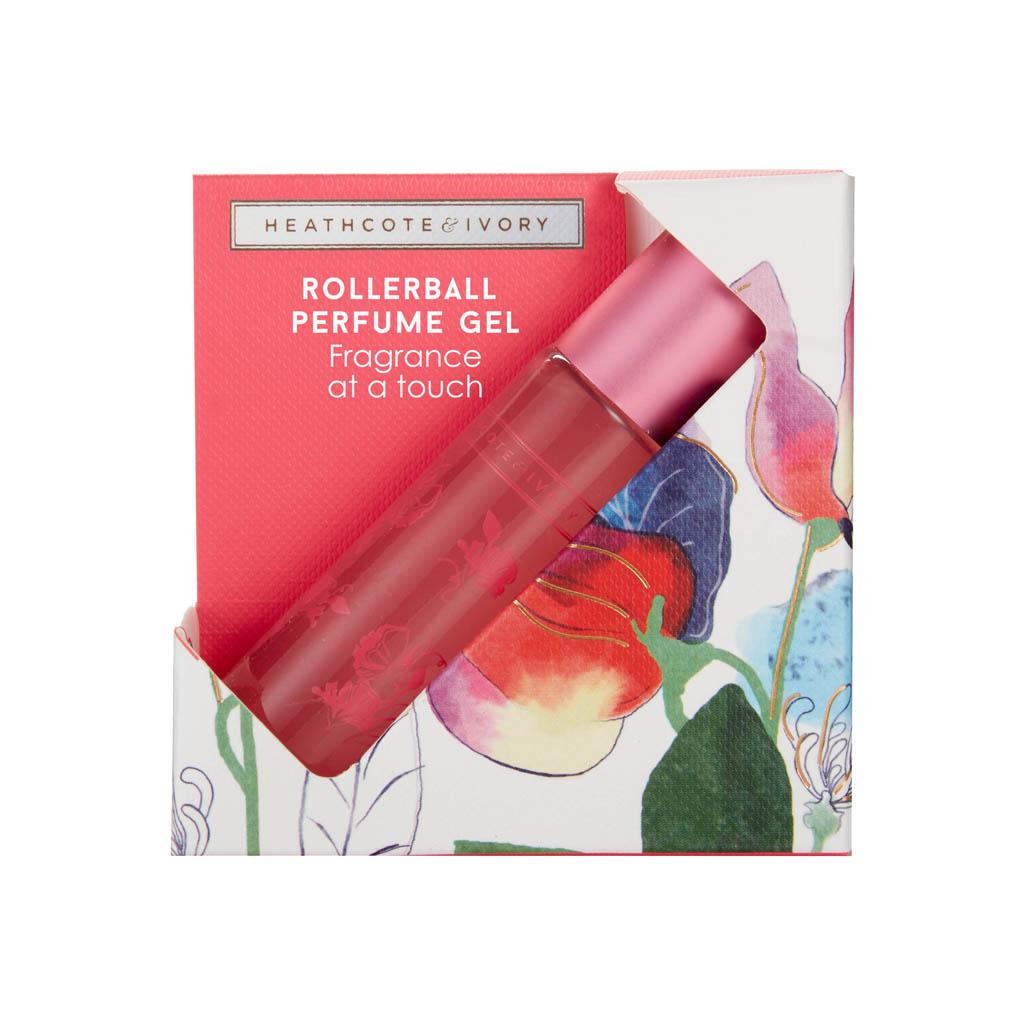 Sweet Pea & Honeysuckle Perfume Gel