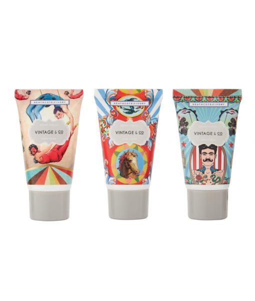 Vintage & Co. Grand Circus Mini Hand Creams