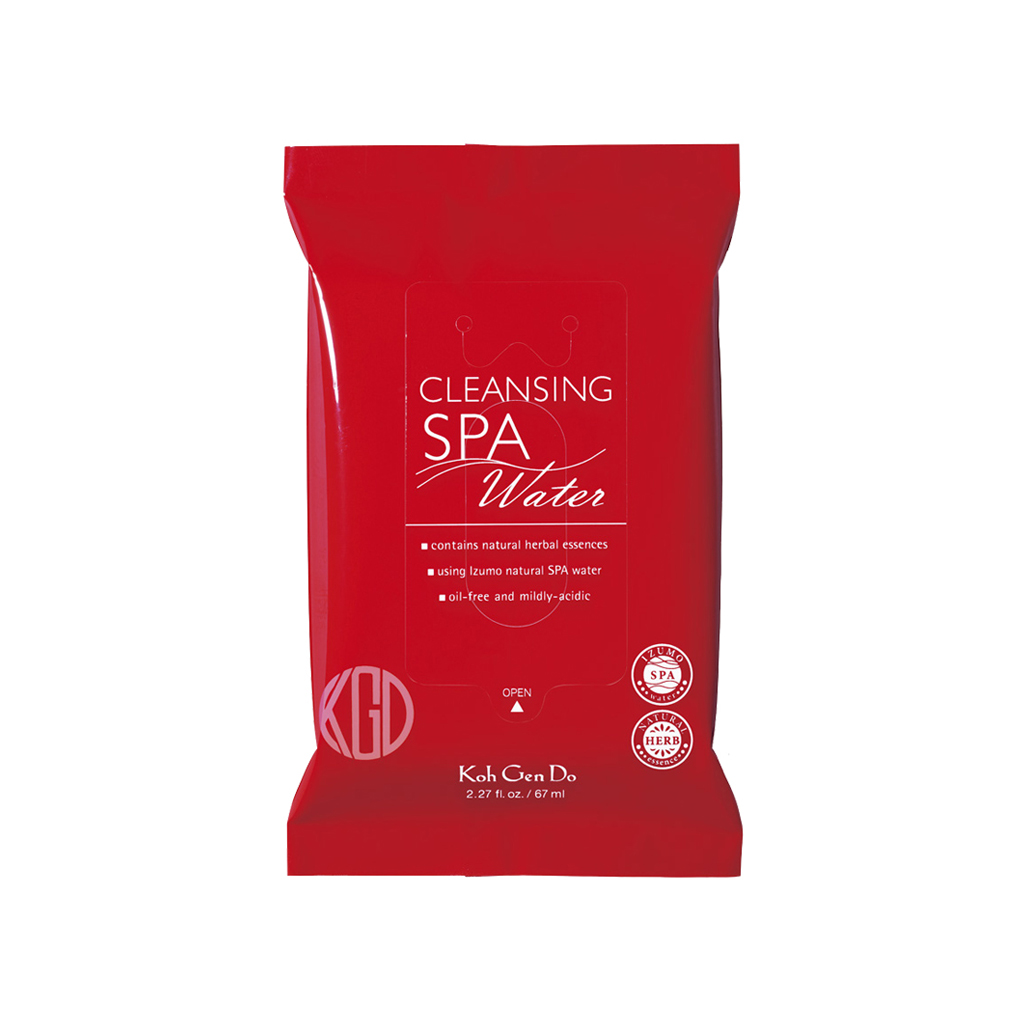 Cleansing Water Cloth 1 Pack