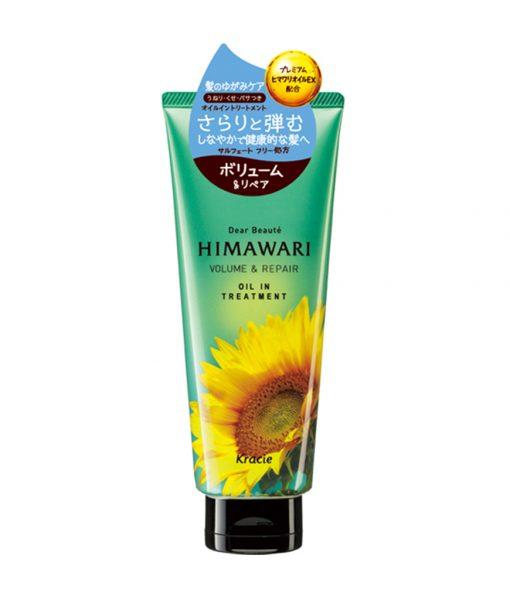 Himawari Dear Beaute Volume and Repair Oil in Treatment