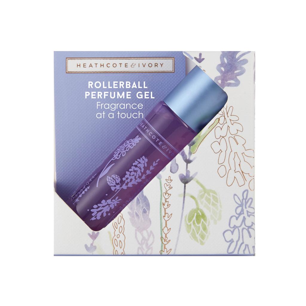 Lavender Field Mini Perfume Gel 10ml
