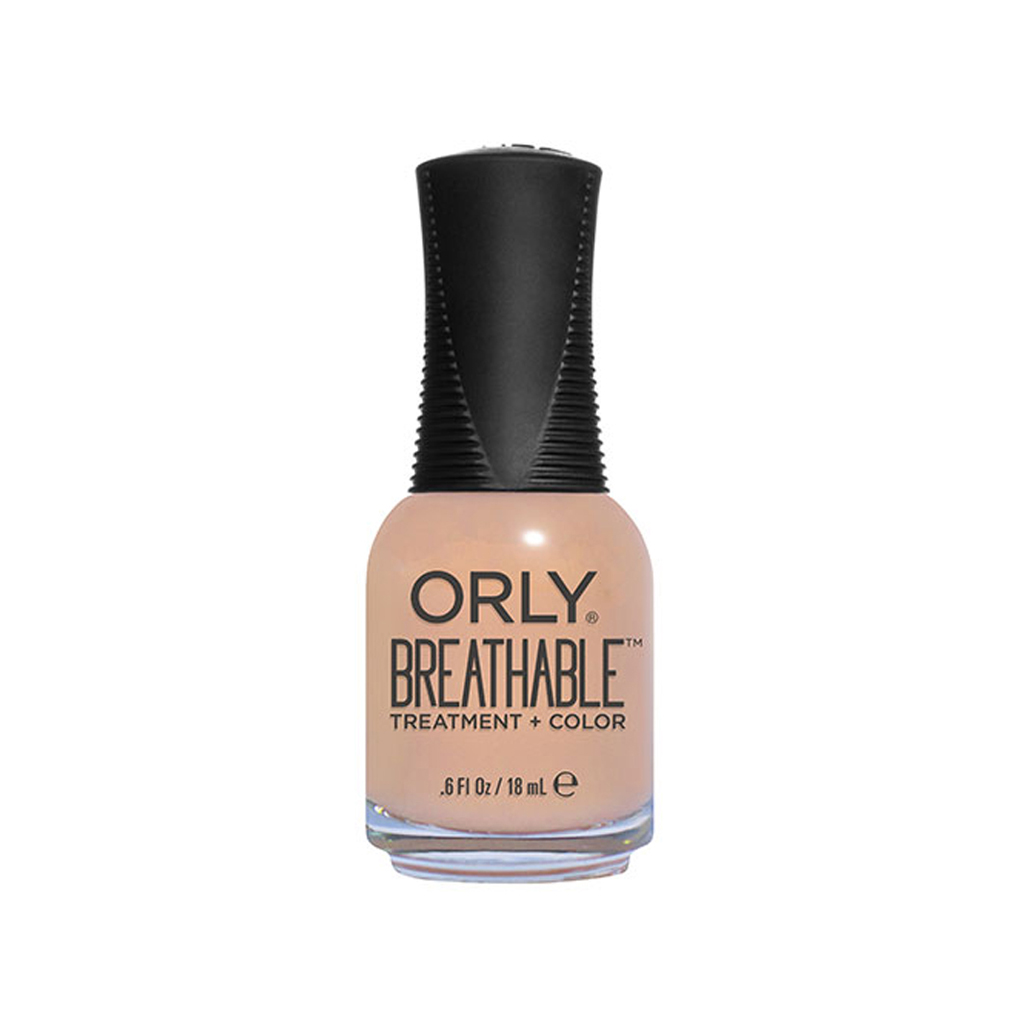 Breathable Nail Lacquer Nourishing Nude 20907