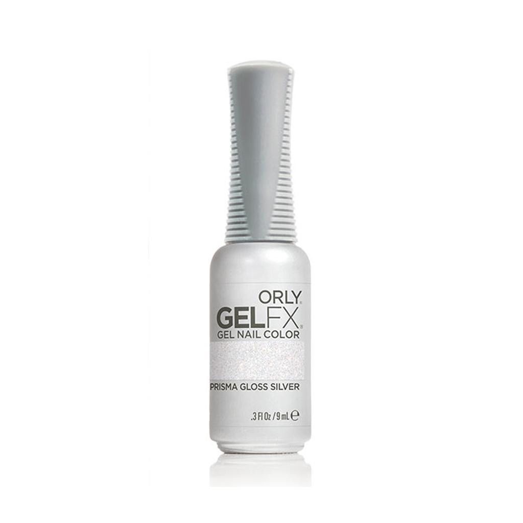Gel FX Color Prisma Gloss Silver .3 fl oz 30708