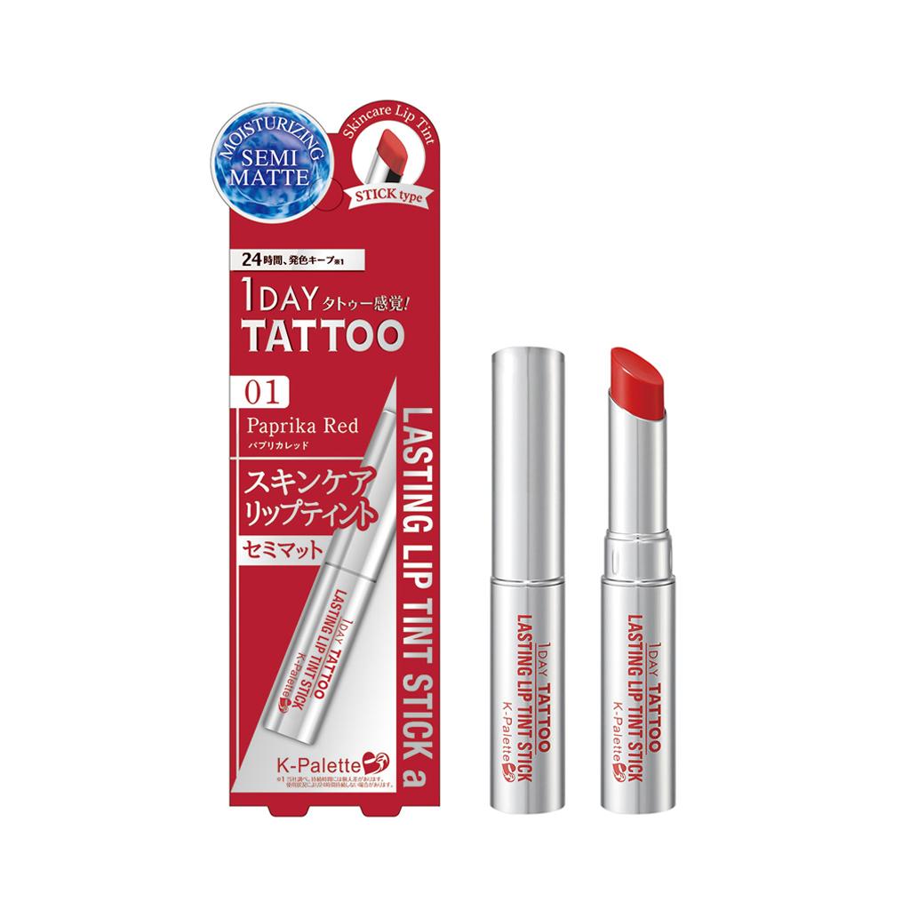 Lasting Semi-Matte Lip Tint Stick