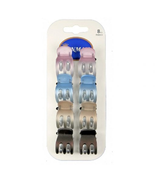 3 Prong Jaw Clip 8 Pack