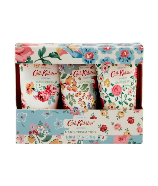 Cottage Patchwork Hand Cream Trio 3x30ml