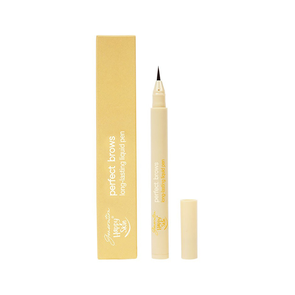 Generation Happy Skin Perfect Brows Long Lasting Liquid Pen in Taupe
