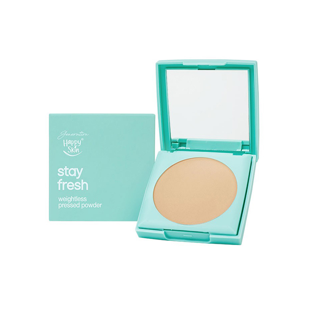 Generation Happy Skin Stay Fresh Weightless Pressed Powder