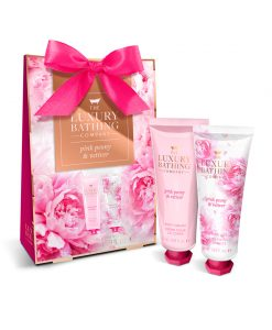 Pink Peony & Vetiver Hand Selected Gift Set