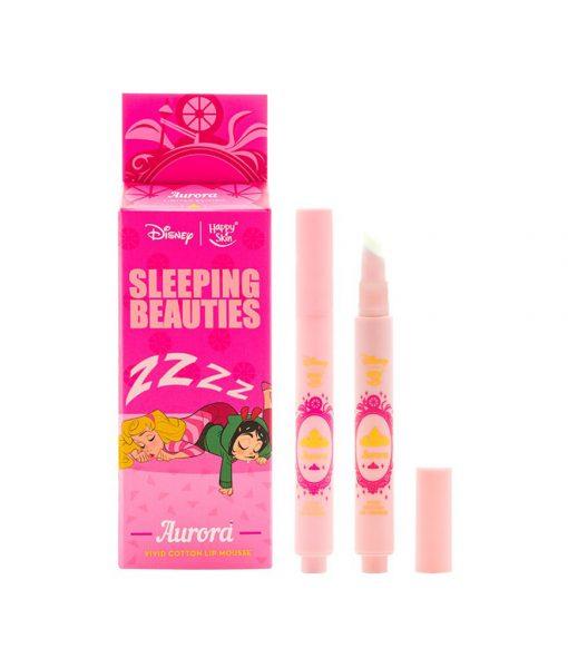Disney Vivid Cotton Lip Mousse-Aurora