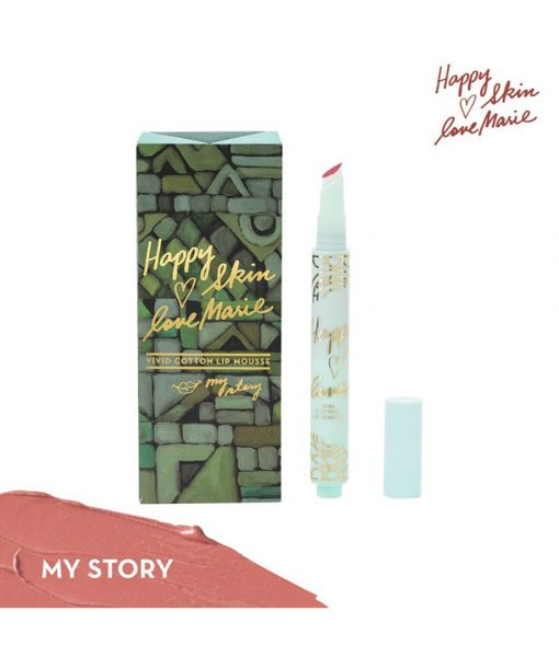 Love Marie Vivid Cotton Lip Mousse in My Story