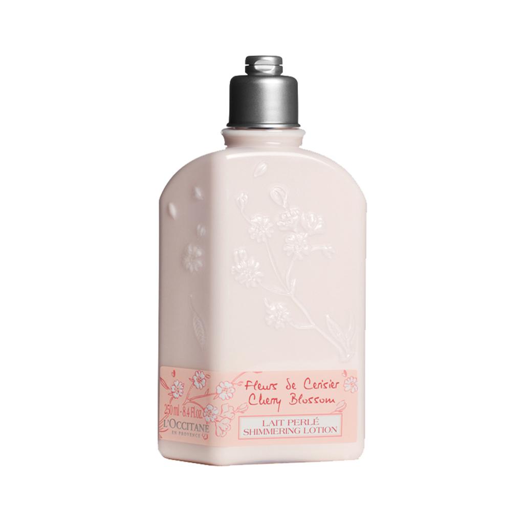 Cherry Blossom Shimmering Body Milk