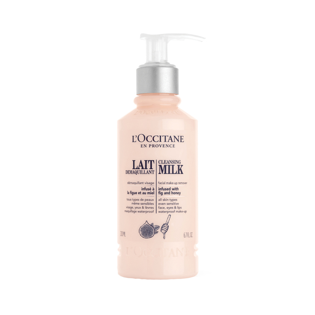 Cleansing Milk Facial Makeup Remover