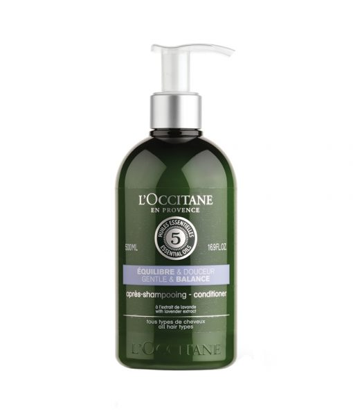 Gentle and Balance Conditioner 500ml