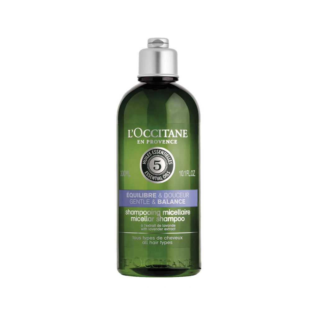Gentle and Balance Micellar Shampoo 300ml