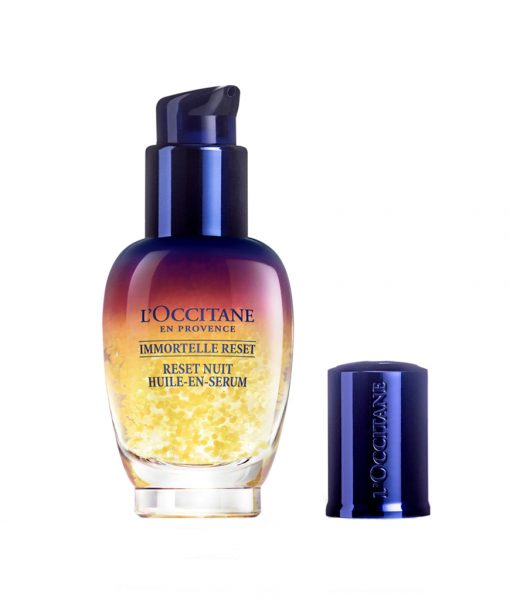 Immortelle Reset Overnight Oil-In Serum