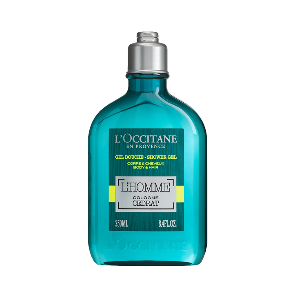 L'Homme Cologne Cedrat Shower Gel Body and Hair