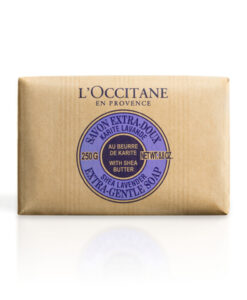 Shea Butter Extra Gentle Soap- Lavender 250g