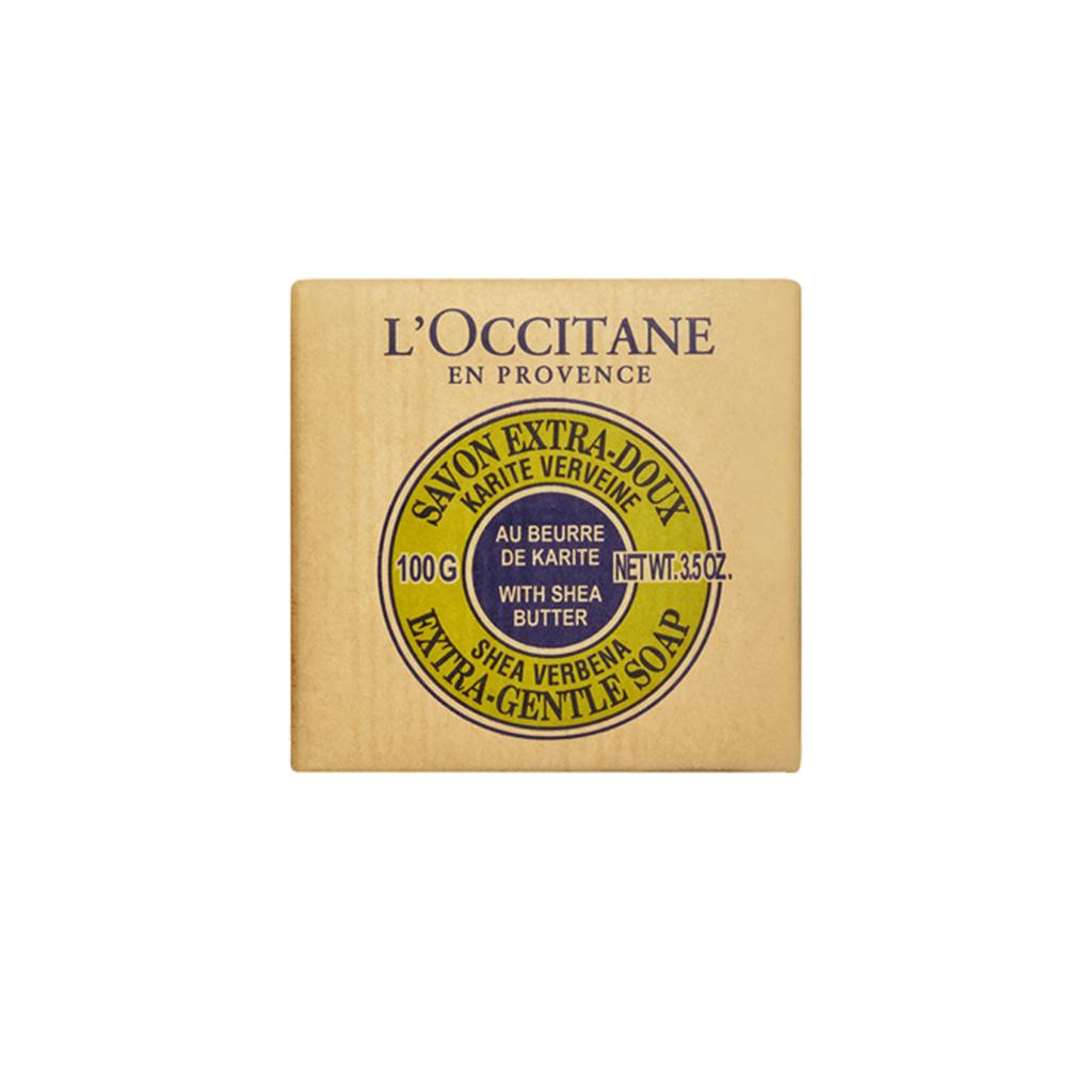 Shea Butter Extra Gentle Soap - Verbena 100g