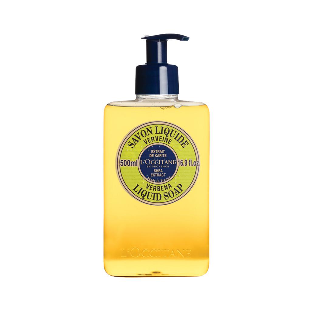 Shea Butter Liquid Soap - Verbena
