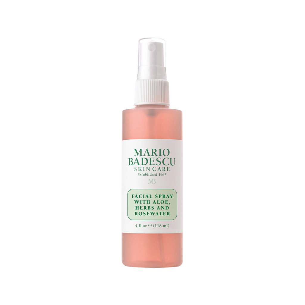 Facial Spray w/ Aloe & Rose 236 ml