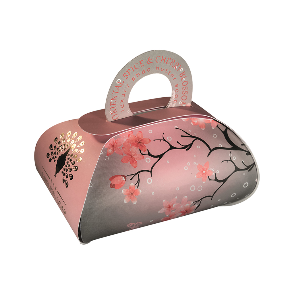 The English Soap Company - Oriental Spice and Cherry Blossom