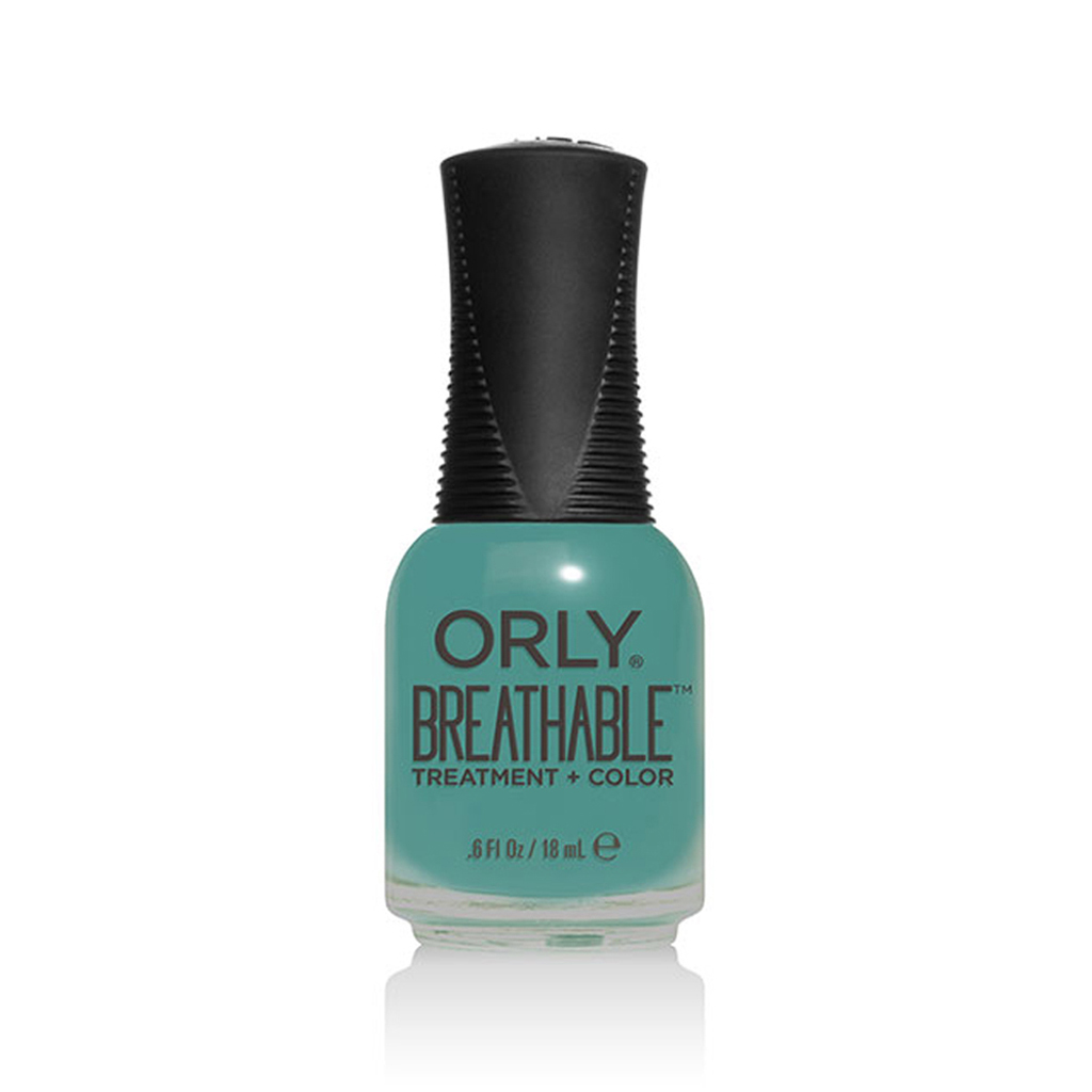 Breathable Nail Lacquer Detox My Socks Off