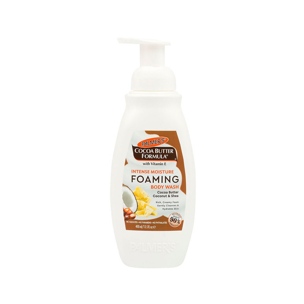 Intense Moisture Foaming Body Wash