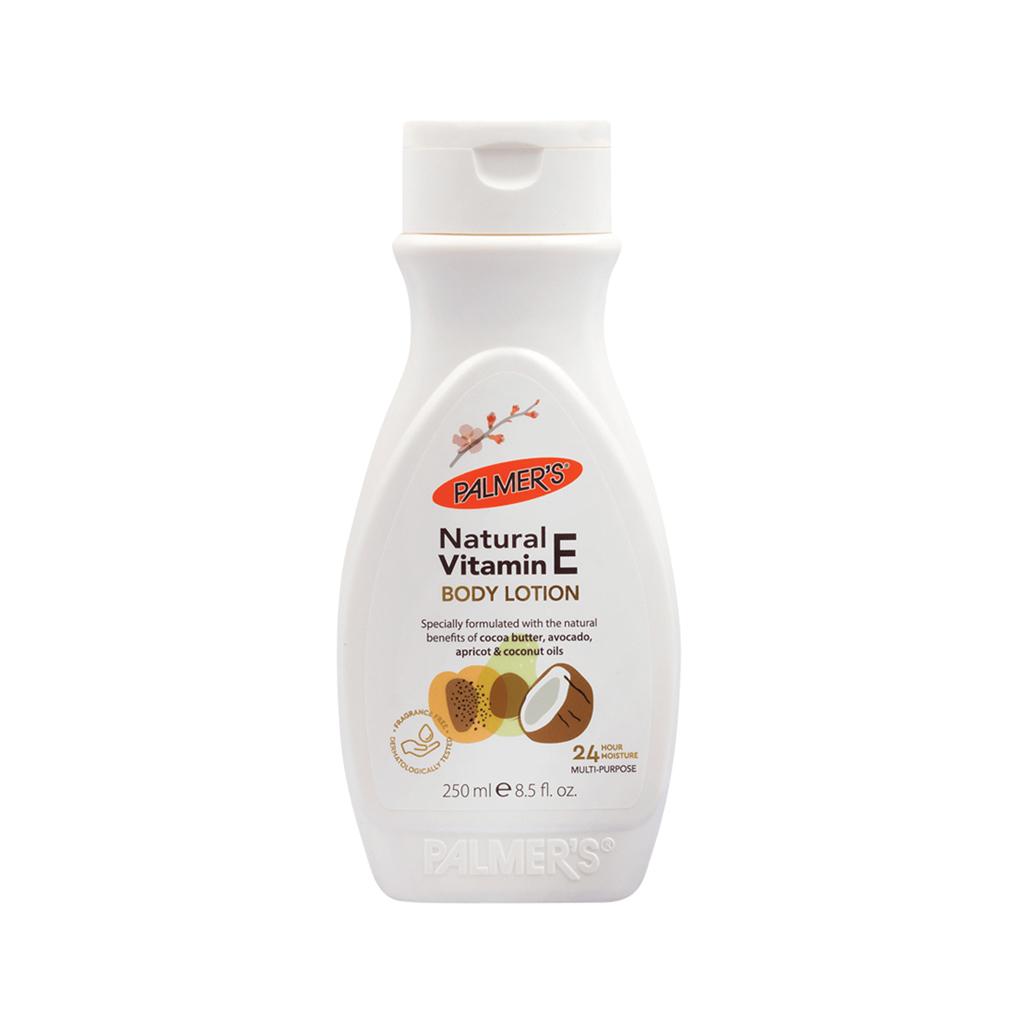 Natural Vitamin E Body Lotion
