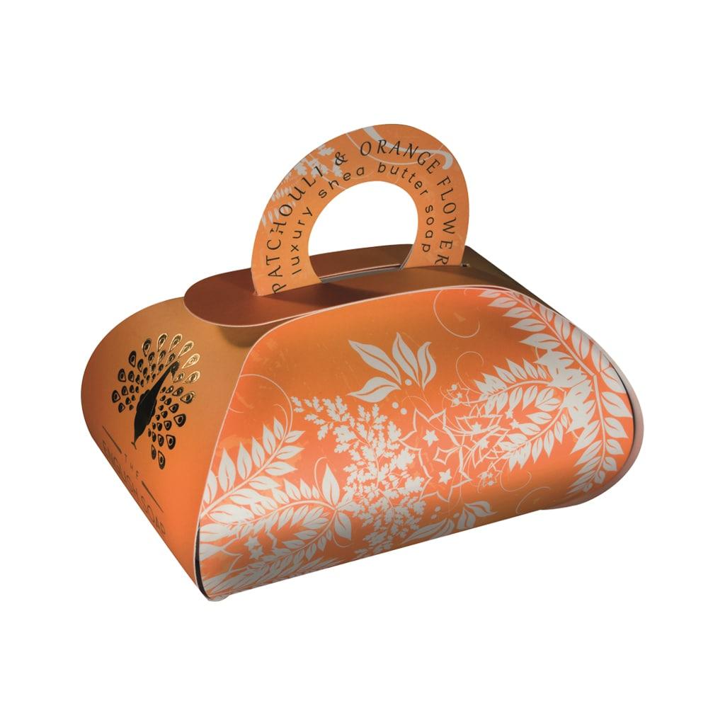 The English Soap Company - Patchouli & Orange Flower