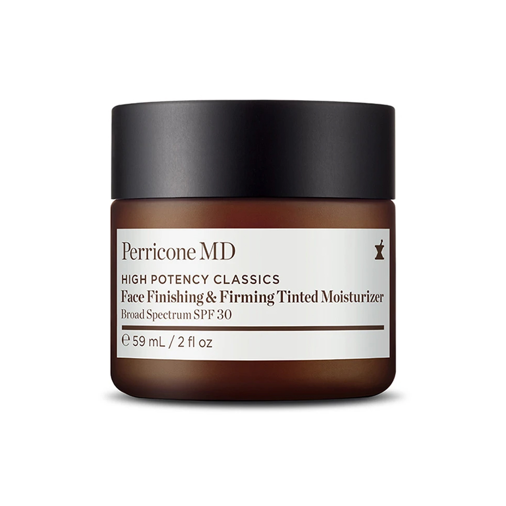 Face Finishing & Firming Tinted Moisturizer Broad Spectrum SPF30