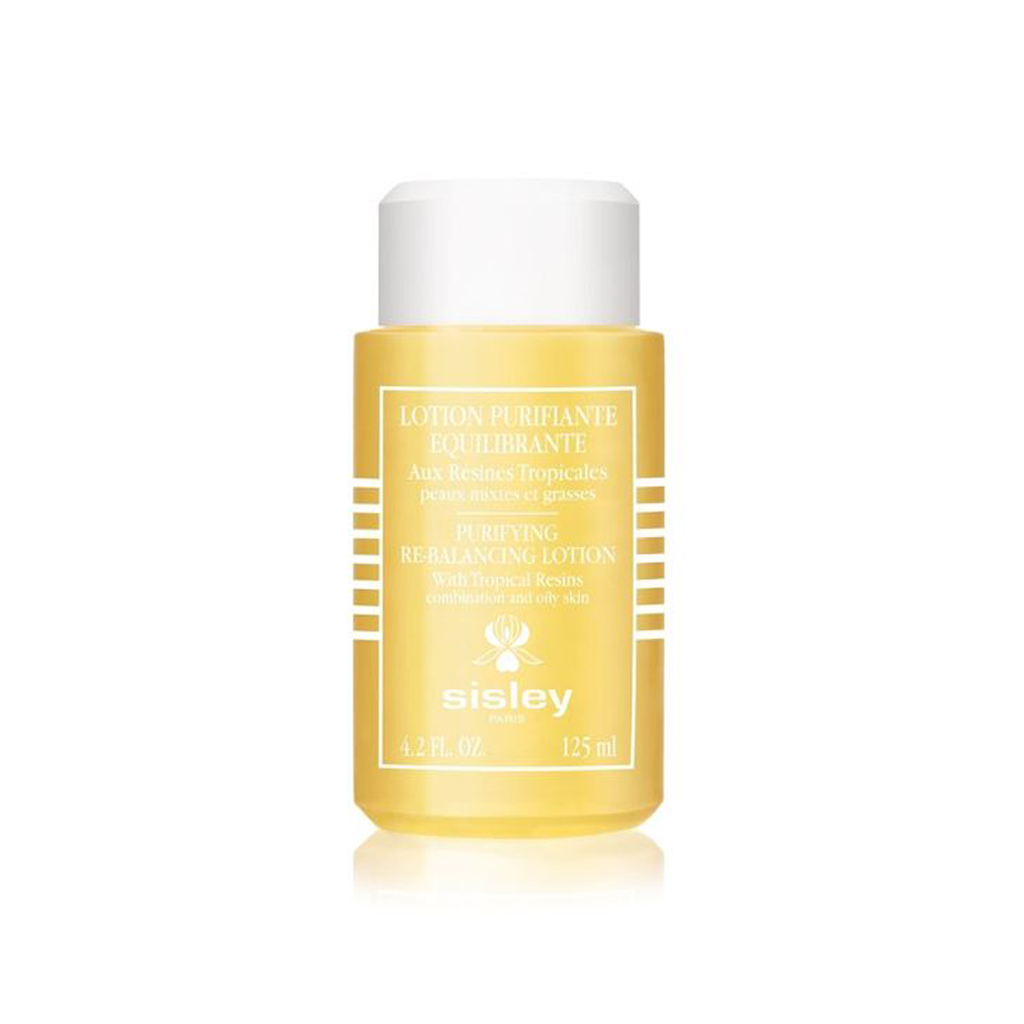 Purifying Balancing Lotion with Tropical Resins