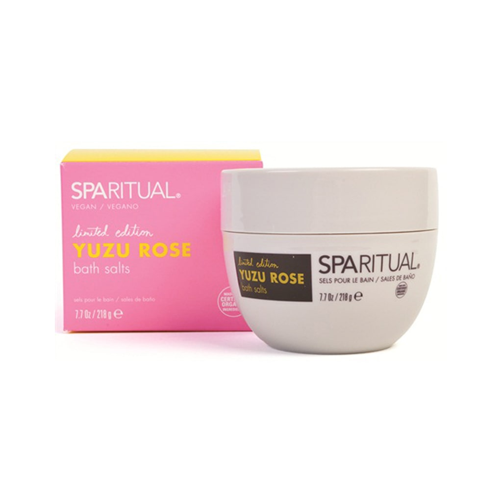Yuzu Rose Bath Salt