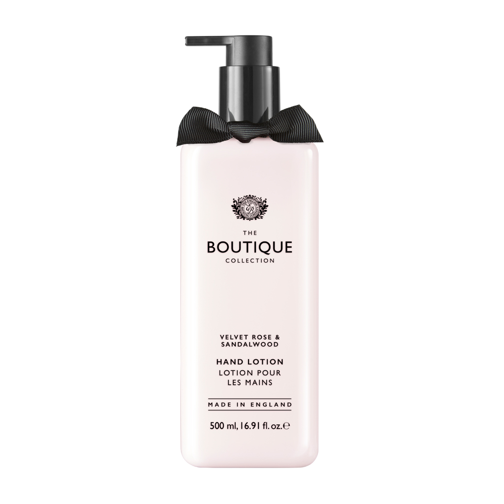 Velvet Rose & Sandalwood 500ml Hand Lotion