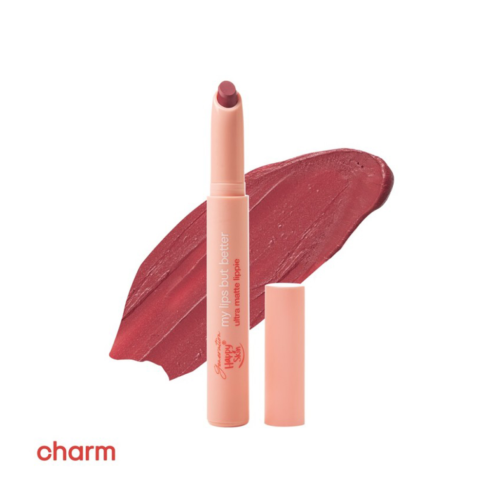Generation Happy Skin My Lips But Better Ultra Matte Lippie in Charm