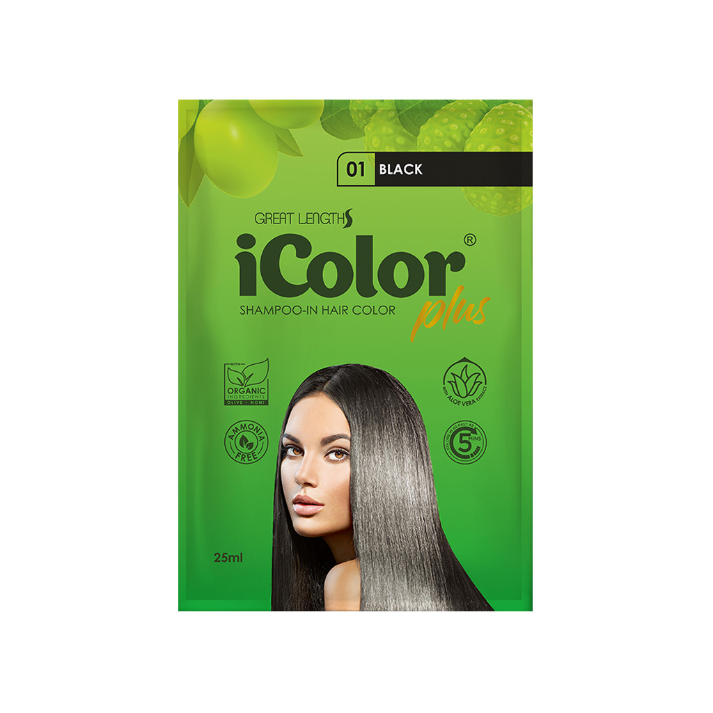 Hair Dye Shampoo